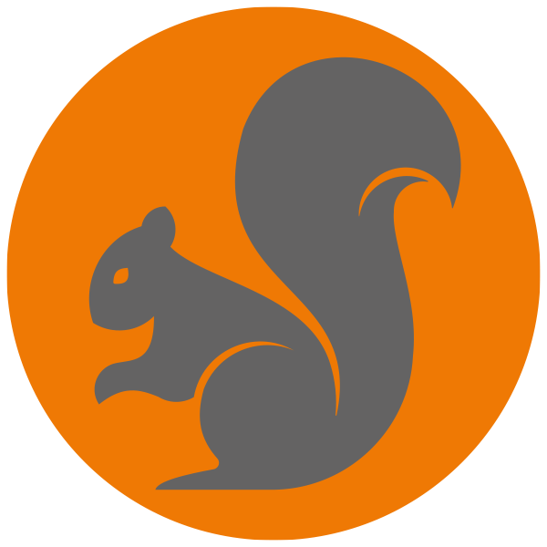 squirrel graphic