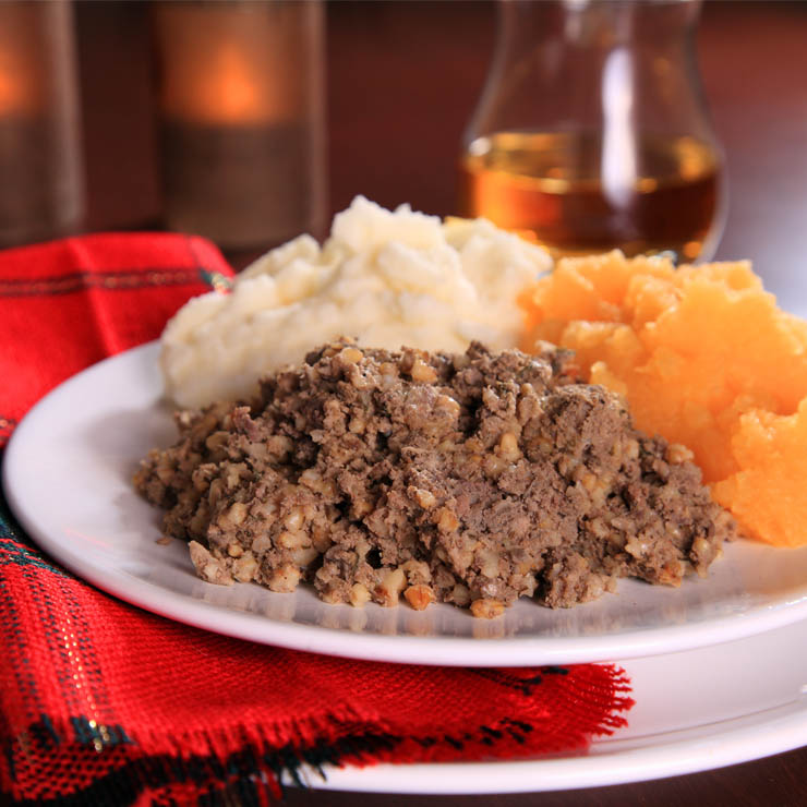 An Address to Burns Night