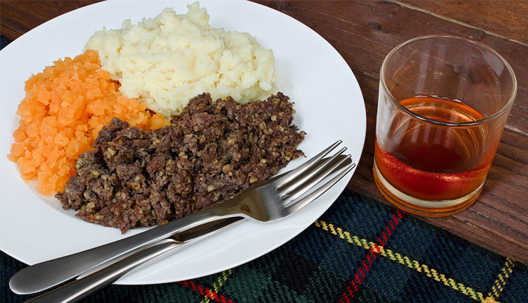Dinnae waste a morsel this Burns Night