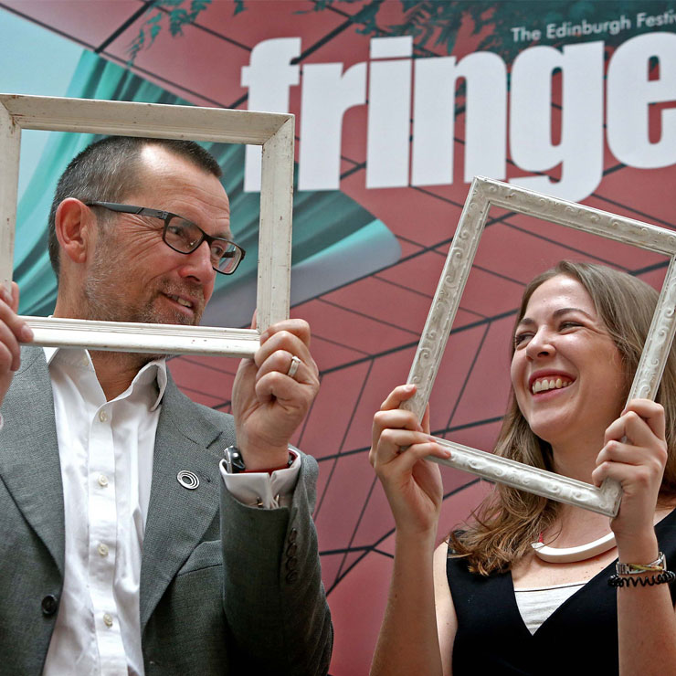 Circular Edinburgh is the best show in town, as Fringe Swap Shop demonstrates benefits of re-use