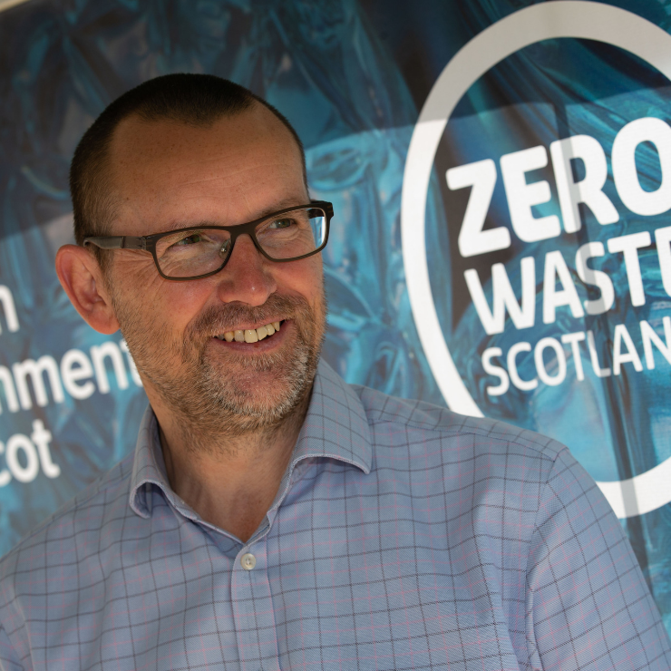 Young anti-waste advocate and Zero Waste Scotland CEO among winners at the Scottish Resources Awards 2018