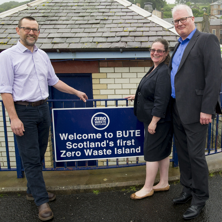 Online second-hand hub for Argyll and Bute to make re-use mainstream