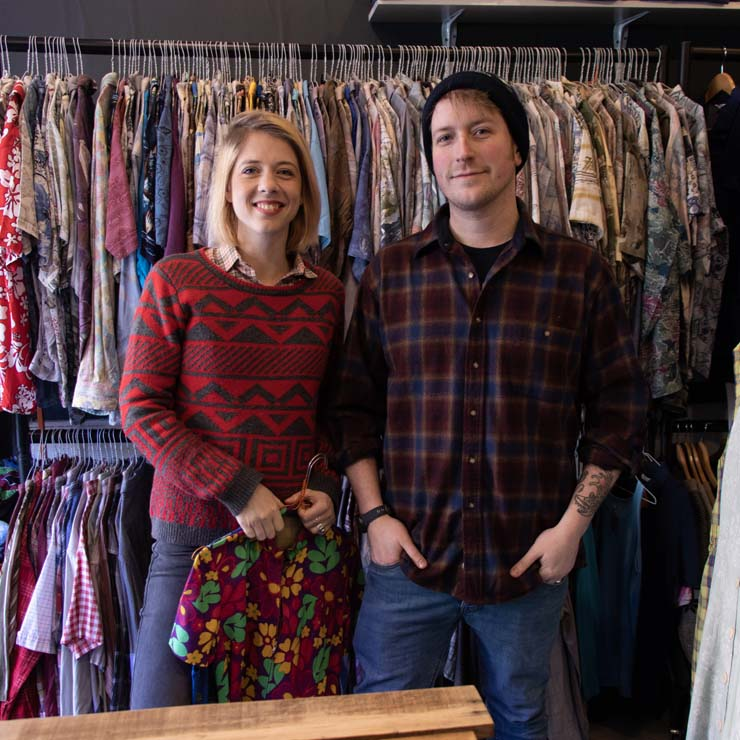 New Revolve stores boost Glasgow's thriving second hand scene