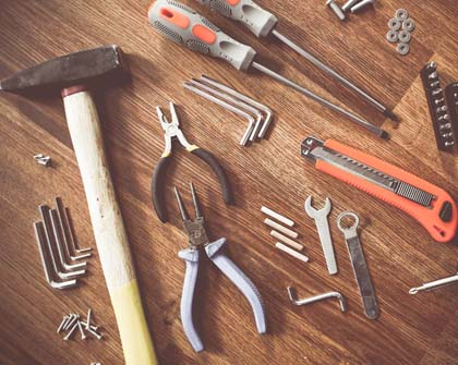 The Tool Library at Transition Stirling