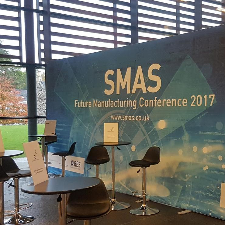 Circular Support in the Spotlight at Scotland's Major Manufacturing Event