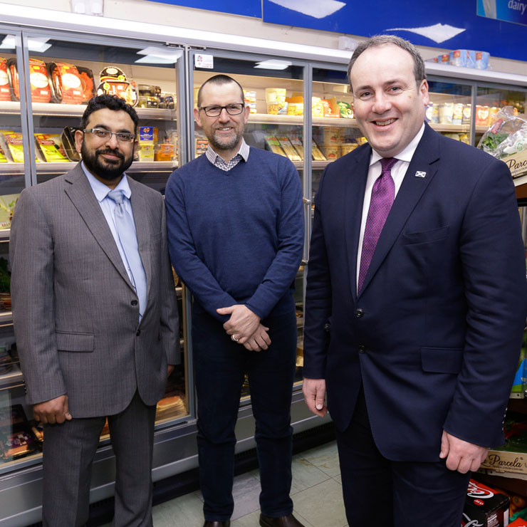 Scotland's small businesses to capitalise with launch of new 'cashback' scheme