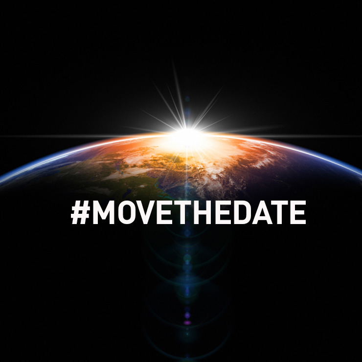 Today is Earth Overshoot Day, how can we #MoveTheDate?