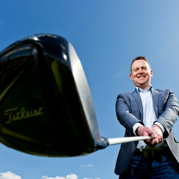 garage2green tees off business to give golf clubs new life