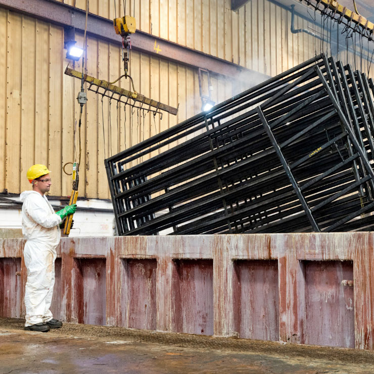Highland Galvanizers putting Scotland on the road to circular economy success