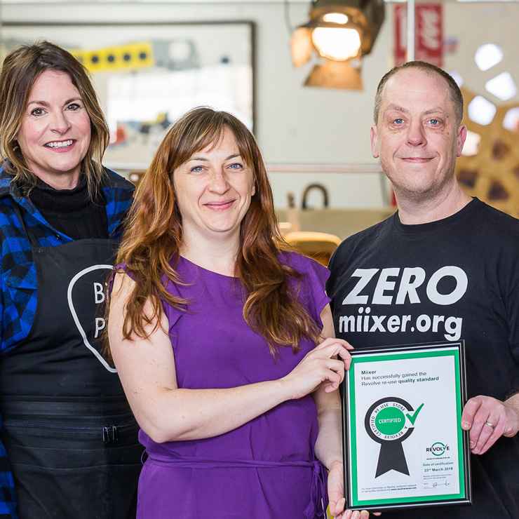 Re-use stores across Scotland prove second-hand is superb