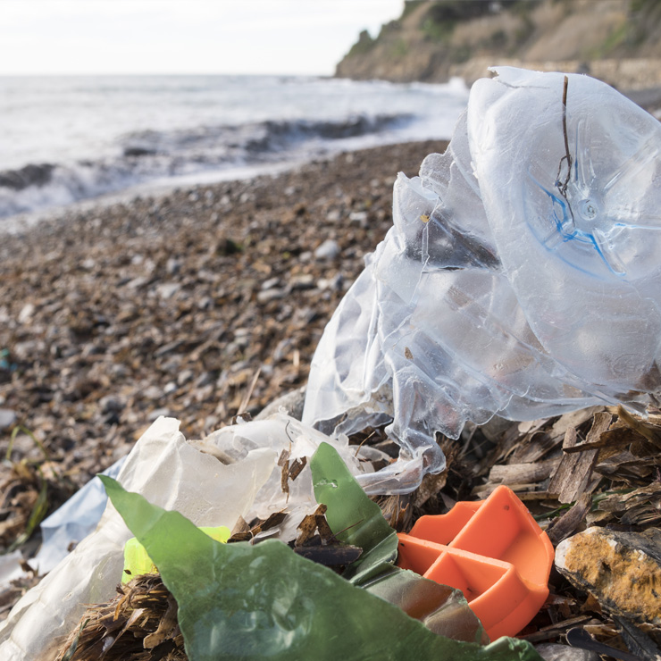 New fund will help keep plastics out the sea