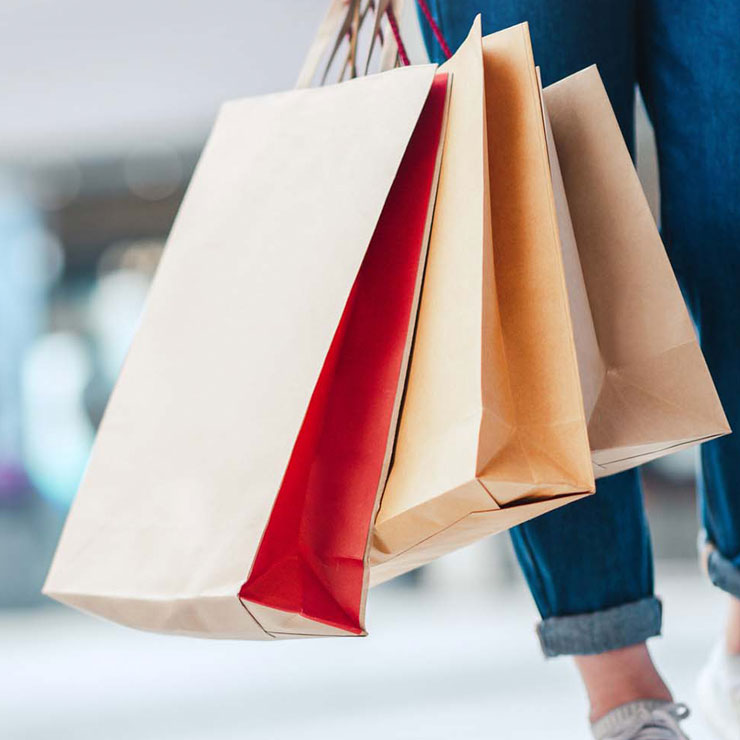 Climate change campaign warns shoppers of consumption consequences