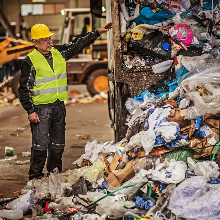 Coronavirus grant boosts safety at waste management firms