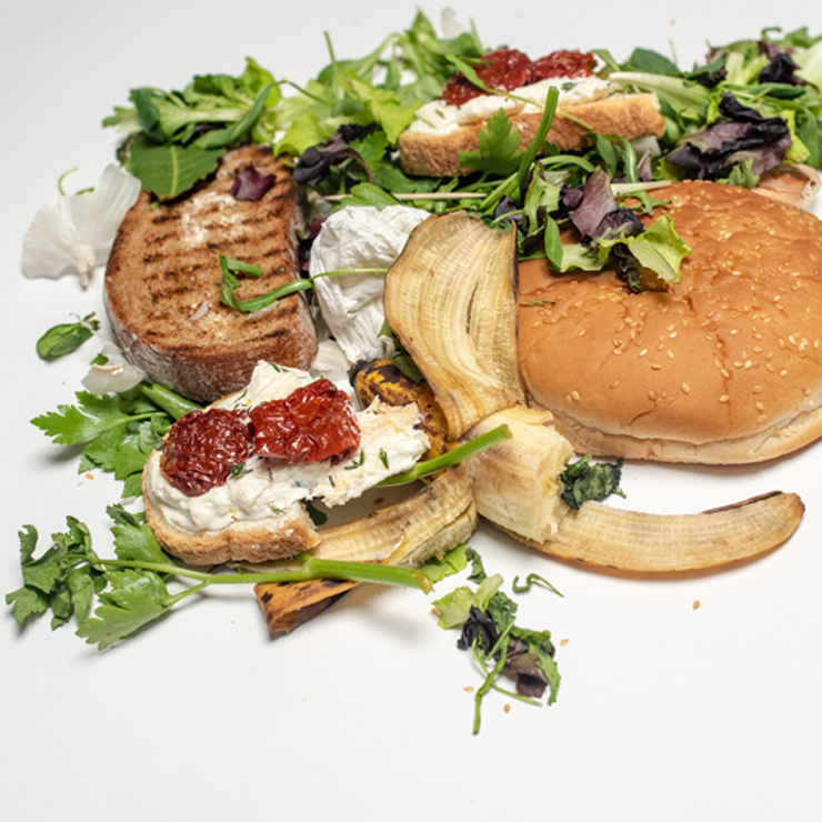 Food waste worse than plastic for climate change says Zero Waste Scotland