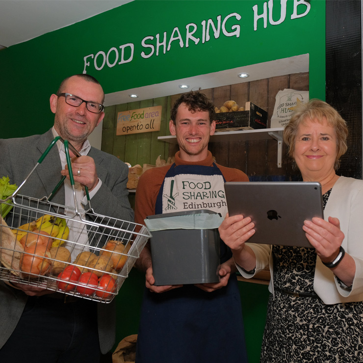 Scottish Government and Zero Waste Scotland reveal new plans to tackle food waste