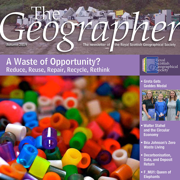 'A Waste of Opportunity'. The Geographer Magazine - Special Edition