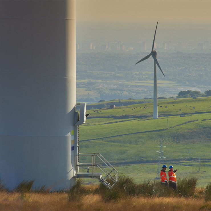 Onshore wind turbine decommissioning set to blow in economic opportunities for Scotland, says nation's circular economy expert in first-of-its-kind report
