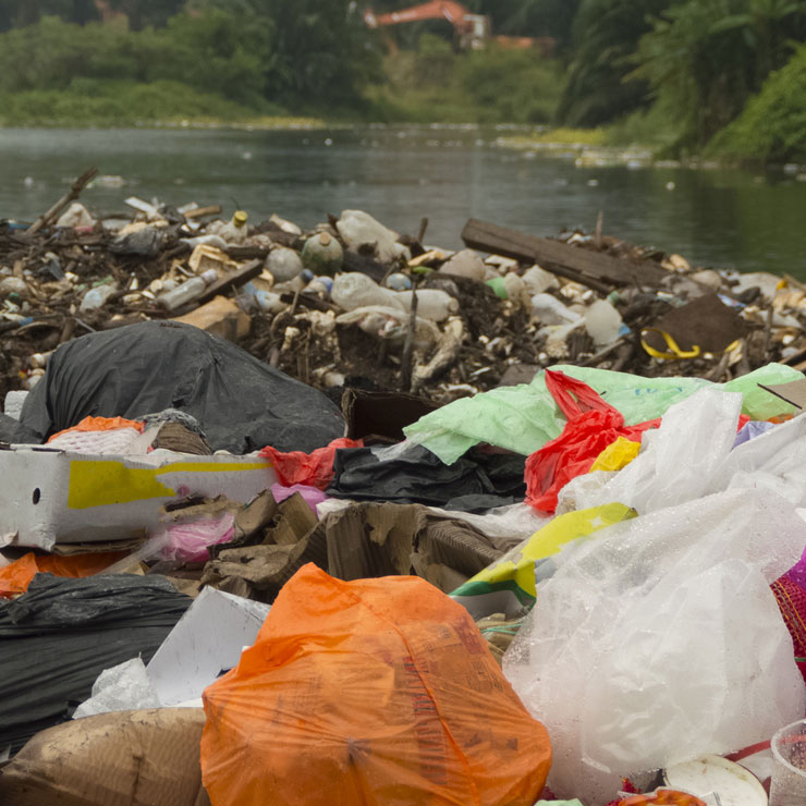We need to know where all our plastic goes
