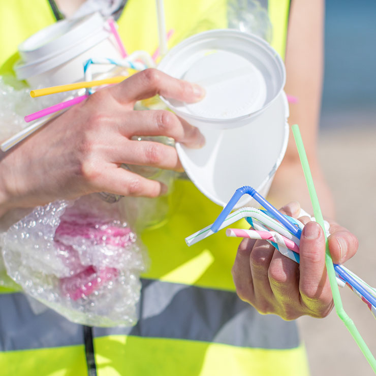 'Action on Plastics' seeks partners to tackle tide of single-use items in communities
